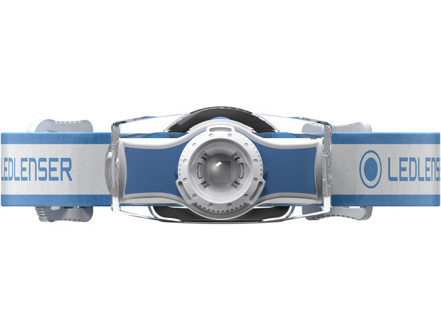 Led Lenser MH3 Linterna frontal, blue